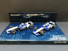 Minichamps - Schumacher & Montoya - Williams - FW24 - 2002 - 1:43 - Malaysia GP