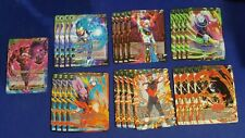 Dragon Ball Super Card Game Expansion Set 12 Universe 11 Unison Foil Playset