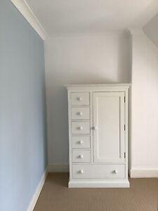 Children's White Company Wardrobe, Used (white)