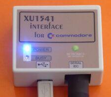 xu1541 für Commodore mit Kabel und Software. ( weiß )