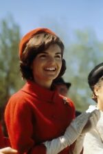 Jackie Kennedy Moments In Time Series- from Negative  RareAndOriginal Photo n109
