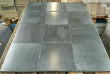 STRONG 11mm THICK FROST-PROOF DARK GREY PORCELAIN FLOOR TILES 250x250mm - 13m²