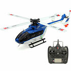 RC Helicopter RTF XK K124 6CH Brushless EC145 Eurocopter 3D6G System - US STOCK