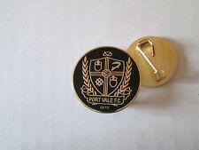 a5 PORT VALE FC club spilla football calcio pins fussball inghilterra england