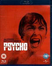 Psycho (Blu-ray / Anthony Perkins / Alfred Hitchcock 1960)