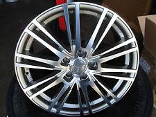 Wheelworld wh18 DAYTONAGRAU Poli dans 8jx18 et35 5x112mm pour Audi, VW, SEAT, MB