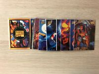 Marvel Masterpieces Hildebrandt Brothers trading card single base set Fleer 1994