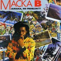 Macka B - Jamaica, No Problem?? [CD]