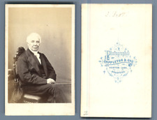Reverend John Scott President of the Wesleyans Methodist Conference in 1843 and