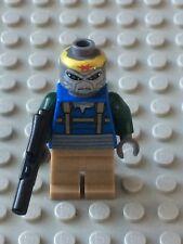 Star Wars LEGO MINIFIG Minifigure sw245 TURK FALSO 7753 PIRATE
