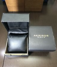 227ecc60c85 AKRIBOS XXIV Empty Watch Display Box Only