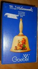 Hummel 1978 First Edition Annual Bell