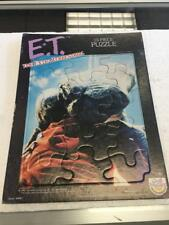1982 Craft Master E.T. The Extra Terrestrial 15 piece puzzle