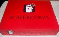 The Game of Scattergories - 1997 Version - Fun Game!