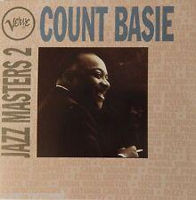 Count Basie - Jazz Masters 2 (CD, 1993, Verve)  Near MINT 10/10
