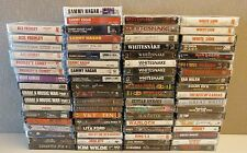 Heavy Metal Hard Rock Cassette Lot 80s Ace Frehley Sammy Hagar 70+ Tapes