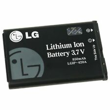 LG Battery LGIP-420A For ax300 ux300 ux380 ax380 ax275 ax500 ux280 800mAh