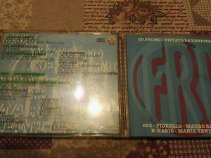 Fri records cd promo 1995 timbro rosso siae