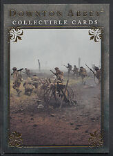 Downton Abbey TV Series Collectible Card - At War Chase Card WW1 - No 8