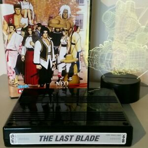 The Last Blade Neo Geo MVS
