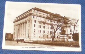 NEW LIFE ASSURANCE CO.BUILDING, MONTREAL