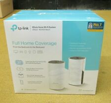 BRAND NEW TP-LINK Deco W2400 2-Pack AC1200 Whole Home Mesh WiFi System Router