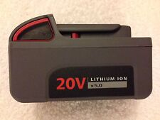 New Ingersoll Rand IQ V20 Series BL2022 20V 5.0Ah Lithium Ion Battery 20 Volt