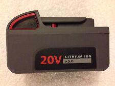 New Ingersoll Rand IQ V20 Series BL2022 20V 5.0Ah Lithium Ion Battery 20 Volt