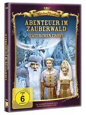 Väterchen Frost ABENTEUER IM ZAUBERWALD russische Märchen Film Klassiker DVD Neu