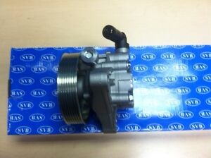 New Power Steering Pump For Honda Accord  2.4L 4CYL   1 YEAR WARRANTY 5821