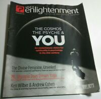 What Is Enlightenment? magazine [2008] Jungian psychology/Carl Jung spirituality