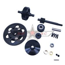 RC 1/10 SCALE AXIAL SCX10 HD Steel Gearbox Gear Drive Transmission Gears Set