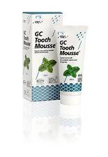 GC Tooth Mousse 1x 40g (35ml.) Recaldent -Minze- Geschmack