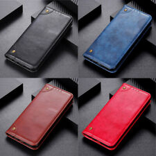 For Sony Xperia 20 10 XZ5 Doogee X70 Luxury Magnetic Leather Wallet Case Cover