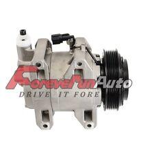 A/C Compressor and Clutch Fits Nissan Altima I4 2.5L 2002-2006 DKS17D 57461