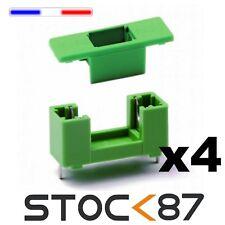 945CI/4# Porte fusible 5x20 circuit imprimé lot de 4 pcs fuse holder PCB support