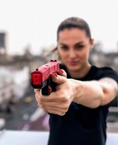 Next Level Training Performer SIRT Laser Red Poly Slide + FREE iDryfire Software