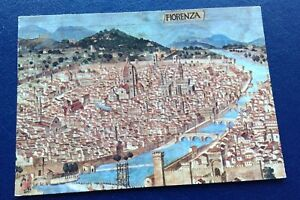 POSTCARD: FIORENZA: USED: POSTED