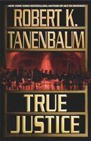 True Justice, Robert K. Tanenbaum,0743405897, Book, Good