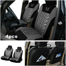 4pcs Car Front Seat Cover Auto Chair Cushion Protector For Interior Accessories