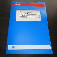 VW Lupo ab 1999 Werkstatthandbuch Fahrwerk Achsen Lenkung Vermessung Räder