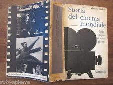 Storia del cinema mondiale dalle origini ai giorni nostri Georges Sadoul 1° 1964
