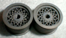 Chaparral Front Wheels Tapered 1 Pair COX #14012 1/24 Vintage 1960's Regular NOS