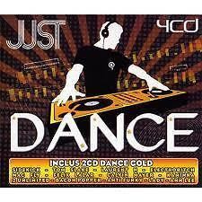 1066 // JUST DANCE LE MEILLEUR des annees 60 4 CD 60 TITRES