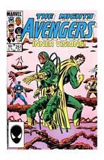 The Avengers #251 (Jan 1985, Marvel)