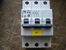 HW-3 B16 3poliger Sicherungsautomat Leitungsschutzschalter Sicherung Verteilung