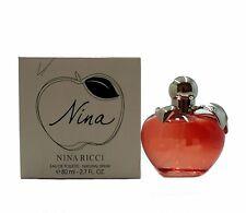 NINA BY NINA RICCI EAU DE TOILETTE NATURAL SPRAY 80 ML/2.7 FL.OZ. (T)