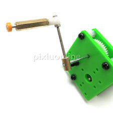 1set J161 Micro Hand Generator Model S1 Motor Hand Dynamo 3V Teaching experiment