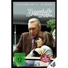 """DERRICK """"DERRICK COLLECTOR'S BOX 12(166-180)"""" 5 DVD NEU"""