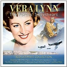 Forces Sweetheart Ultimate Collection - Vera Lynn (2014, CD NIEUW)3 DISC SET